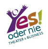 Yes-oder-Nie! Theater und Business.